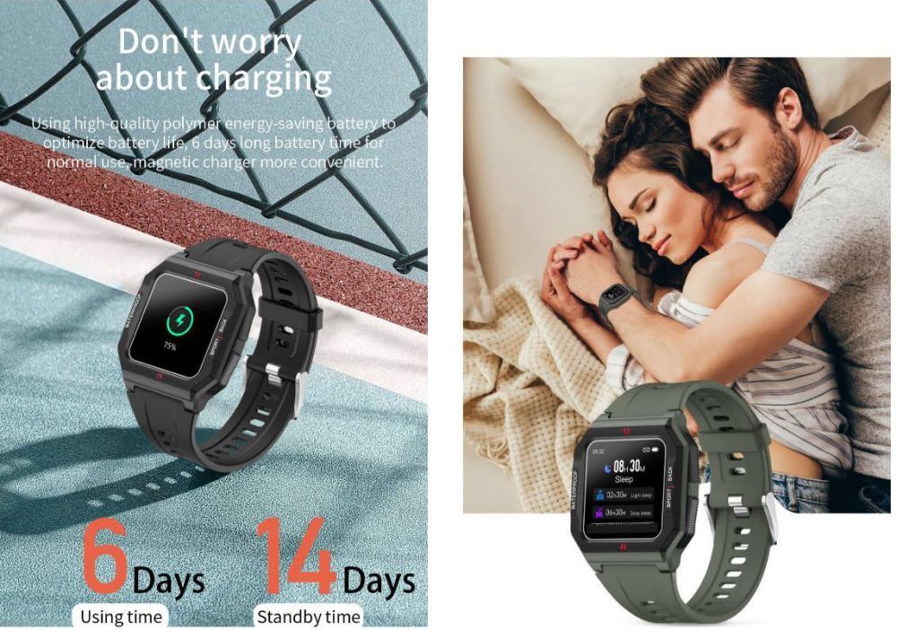 Colmi P10 Smart Watch Ip67 Waterproof (4)