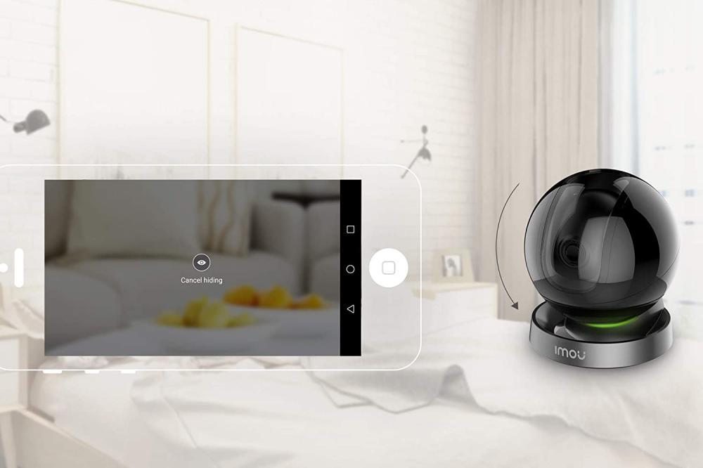 Imou Ranger Pro 1080p Smart Security Camera Pan Tilt 355 Rotation (3)