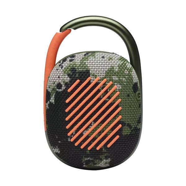 Jbl Clip 4 Ultra Portable Waterproof Speaker Squad (1)