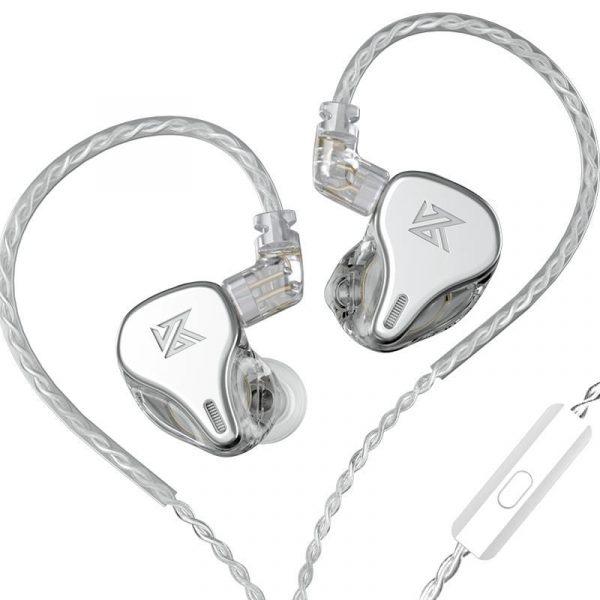 Kz Dq6 3dd Array Type Hifi In Ear Earphones (2)