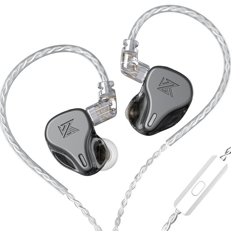 Kz Dq6 3dd Array Type Hifi In Ear Earphones (3)