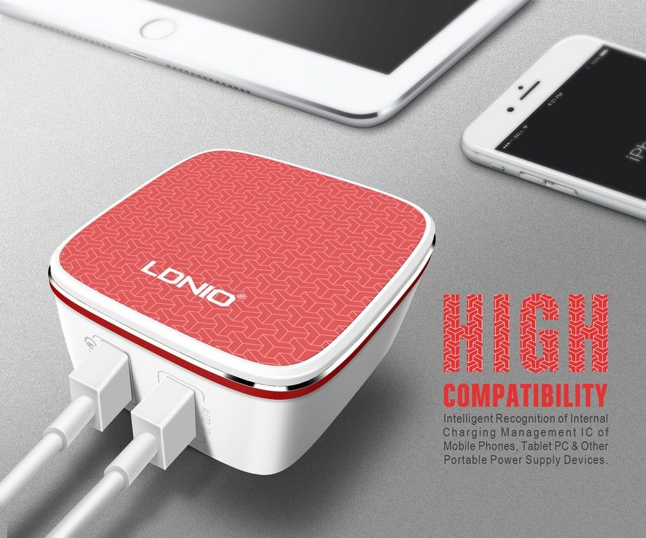Ldnio A2405q Quick Charge Qc 3 0 30w Double Usb Charger (4)