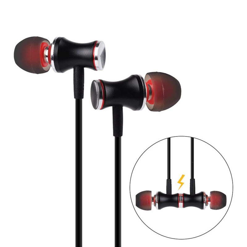 Memt X7s Ear Canal Type High Sound Quality Earphones (3)