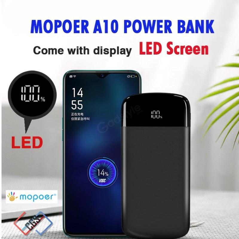 Mopoer A10 Dash Charge 10000mah Power Bank (4)