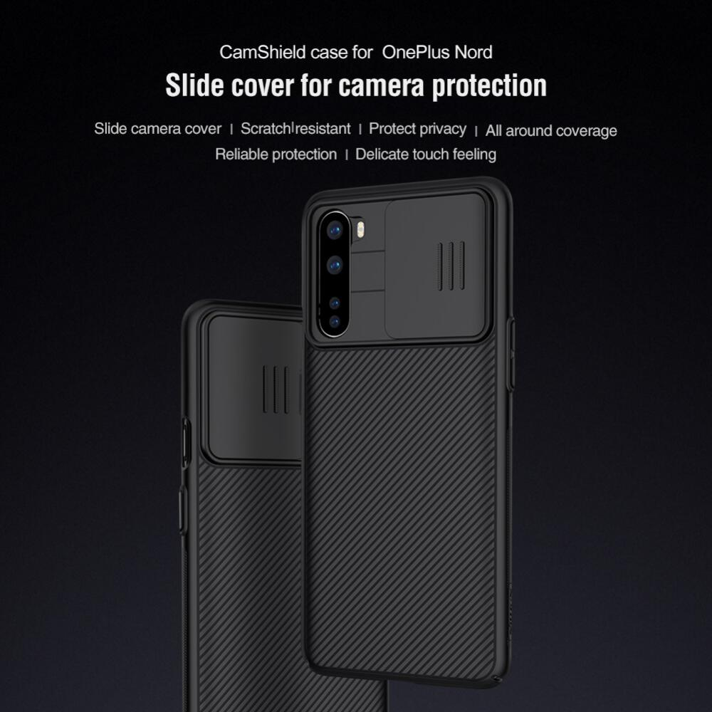 Nillkin Camshield Case For Oneplus Nord (2)