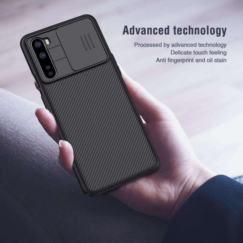Nillkin Camshield Case For Oneplus Nord (4)
