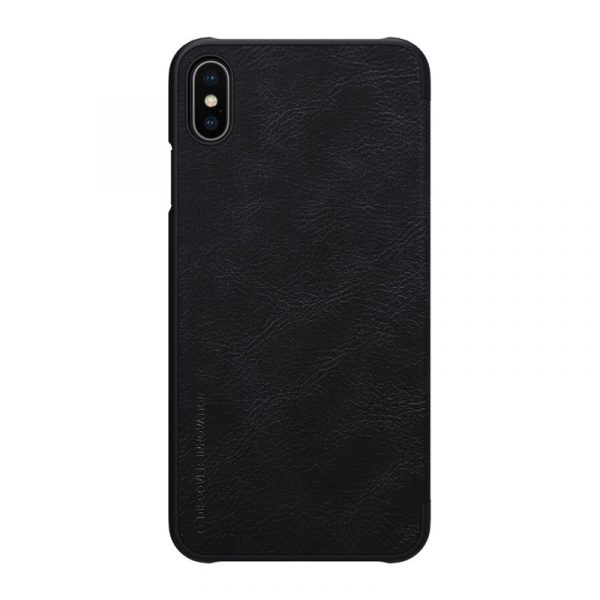 Nillkin Leather Case For Iphone Xs Max (4)