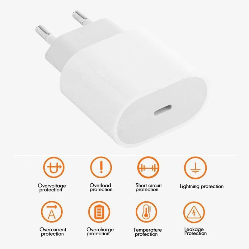 Original Apple 20w Usb C Pd Charger Eu Plug (4)