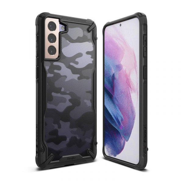 Ringke Fusion X Camo Case For Galaxy S21 Plus (1)