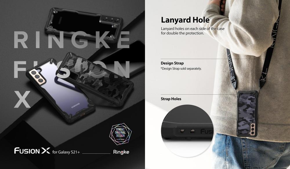 Ringke Fusion X Camo Case For Galaxy S21 Plus (2)