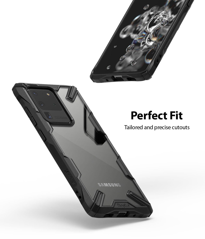 Ringke Fusion X Camo Case For Samsung S20 Ultra (1)