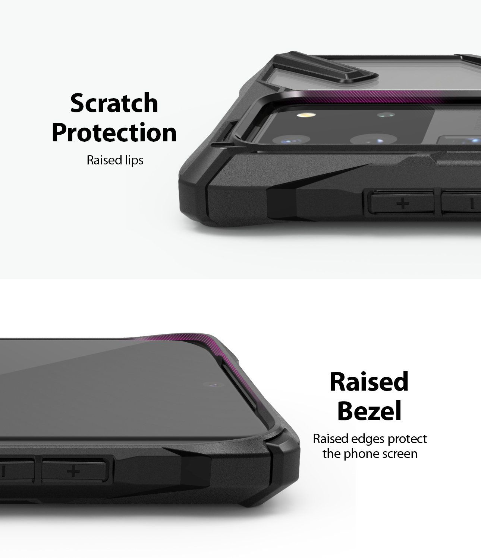 Ringke Fusion X Camo Case For Samsung S20 Ultra (3)