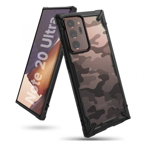 Ringke Fusion X Camouflage Case For Samsung Note 20 Ultra (1)