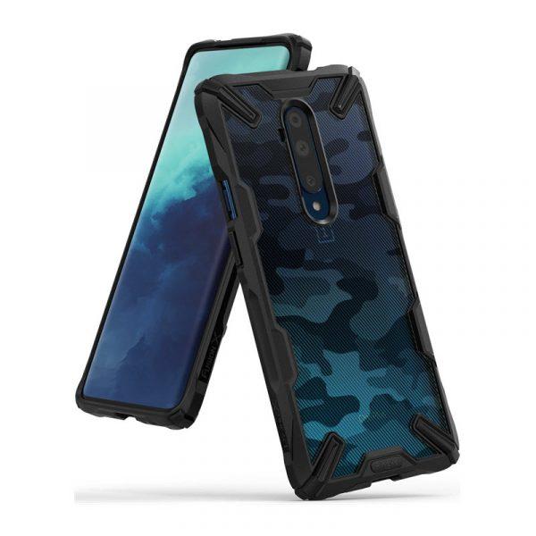 Ringke Fusion X Camouflage Military Grade Bumper Protective Case 7t Pro (4)