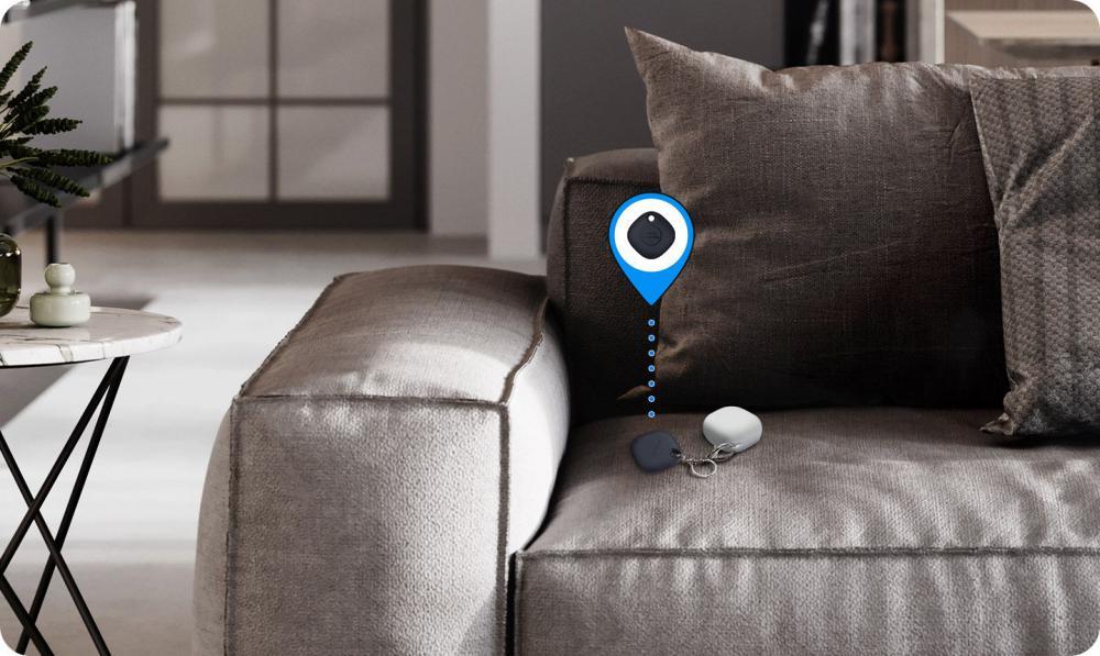 Samsung Galaxy Smarttag Bluetooth Tracker Black (4)