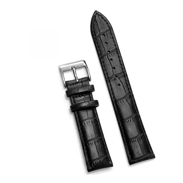 Soft Leather Watch Strap For 20mm 22mm Size (4)