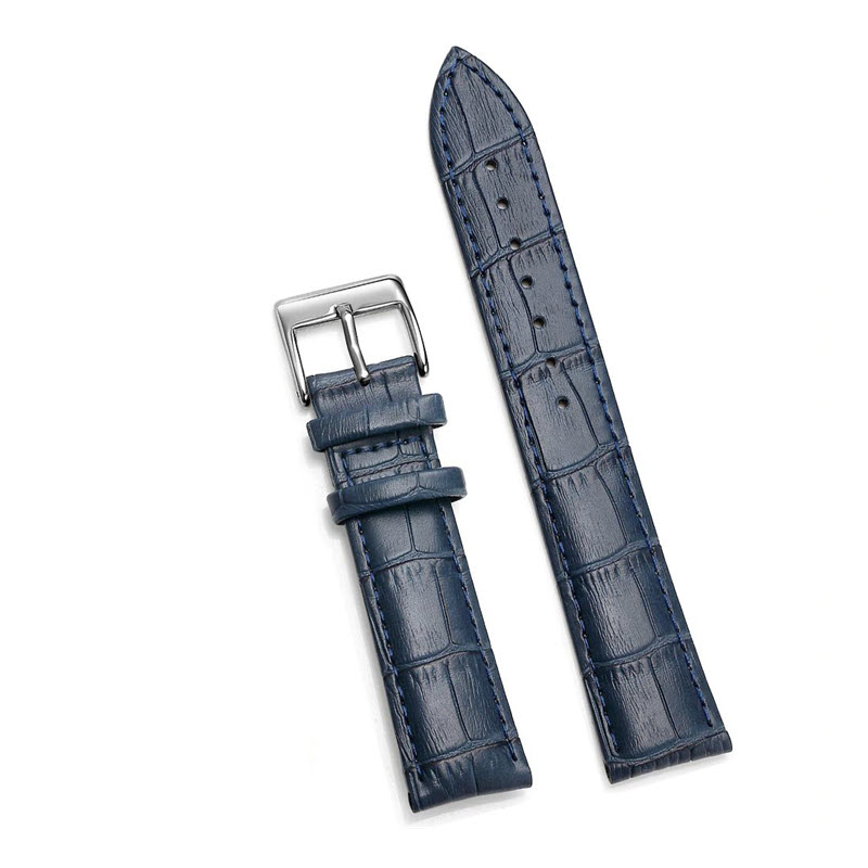 Soft Leather Watch Strap For 20mm 22mm Size (7)