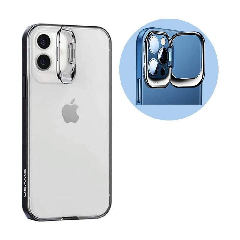Usams Us Bh736 Protective Case With Hidden Holder For Iphone 12 Pro Pro Max (3)