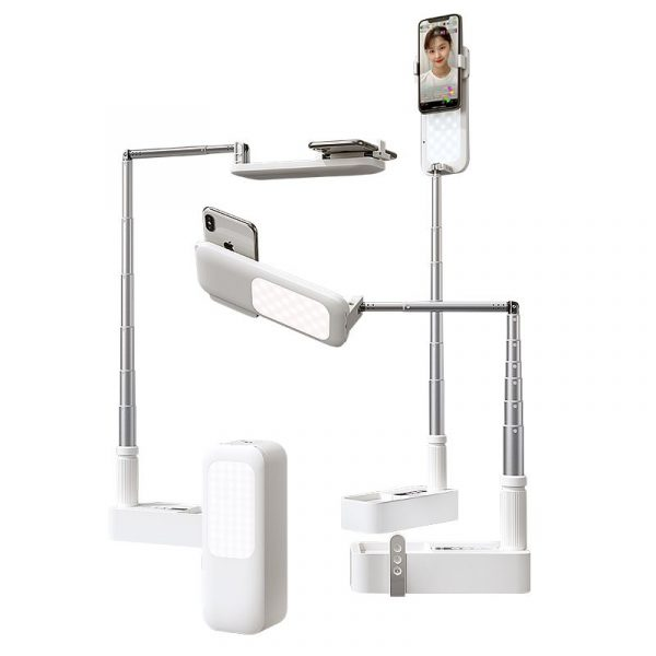Usams Us Zb209 Portable Wireless Remote Control 3in1 Phone Holder Stand (3)