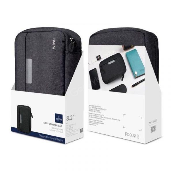 Wiwu Cozy Storage Bag Waterproof And Shock Resistant Organizer 8 2 Inch (1)