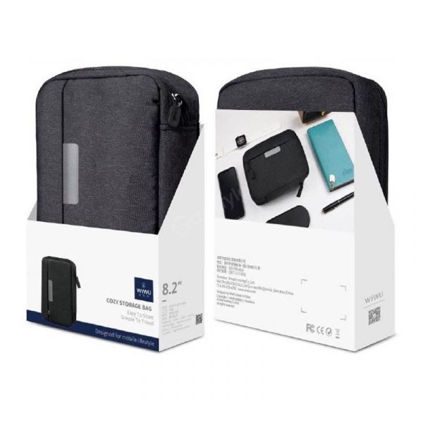 Wiwu Cozy Storage Bag Waterproof And Shock Resistant Organizer 8 2 Inch