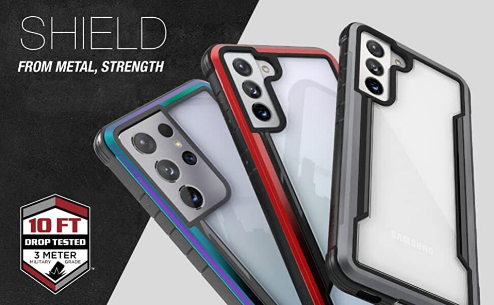 X Doria Defense Shield Case Cover For Samsung S21 Plus (4)