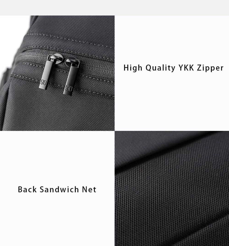 Xiaomi 90fen Waterproof Commuting Bag (2)