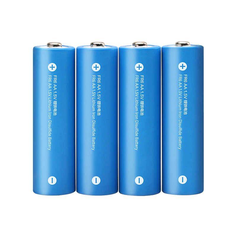 Xiaomi Aa Super Battery 2900mah Lithium Iron Battery (1)