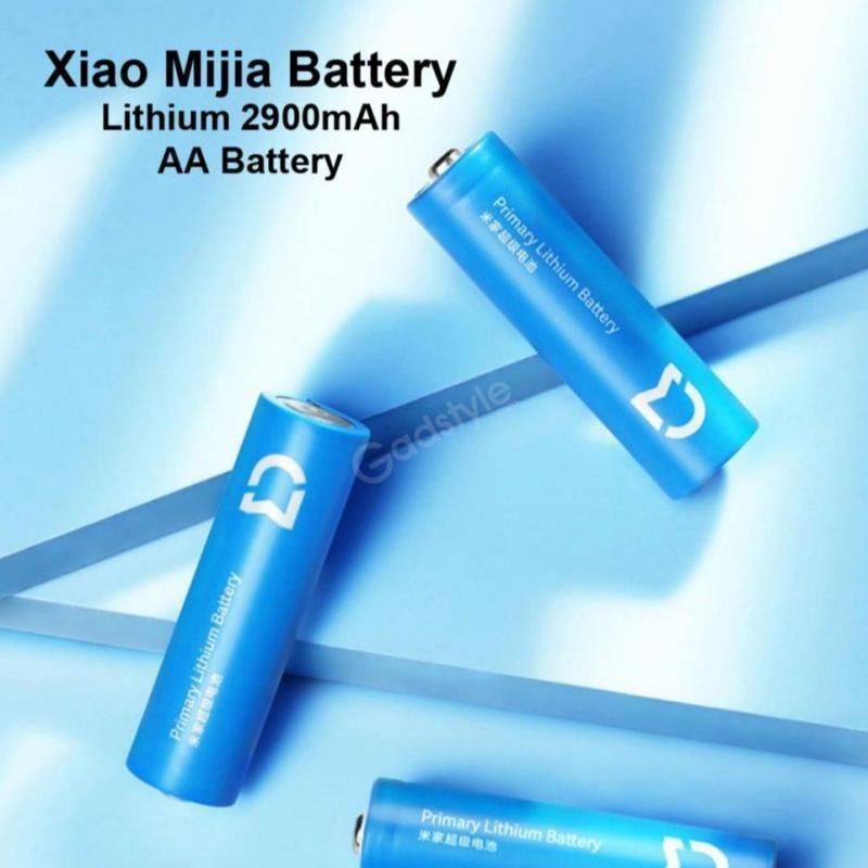 Xiaomi Aa Super Battery 2900mah Lithium Iron Battery (7)