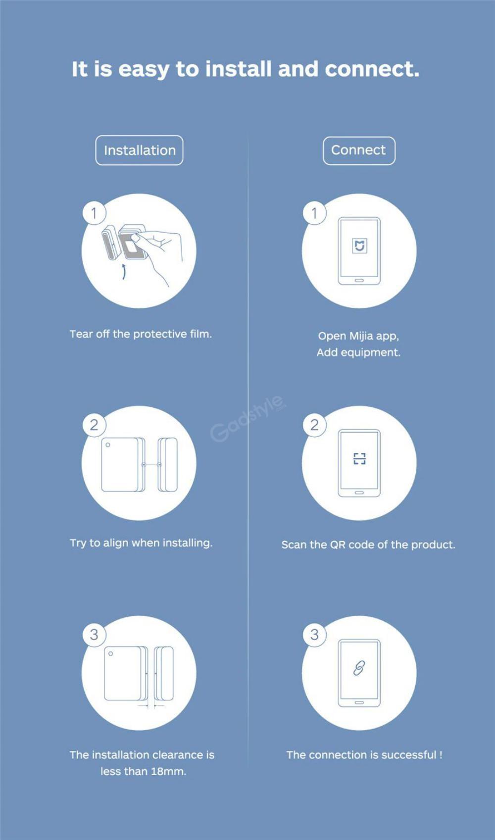 Xiaomi Door And Window Sensor 2 (1)