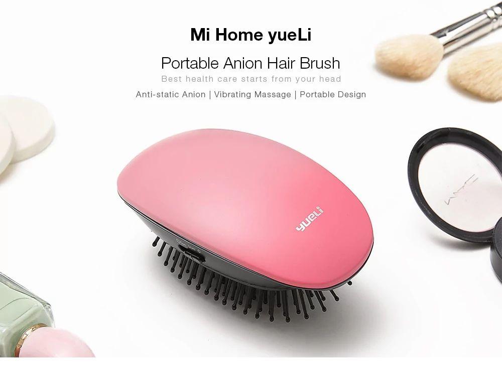 Xiaomi Yueli Hair Vibrating Massage Comb Hairbrush (3)