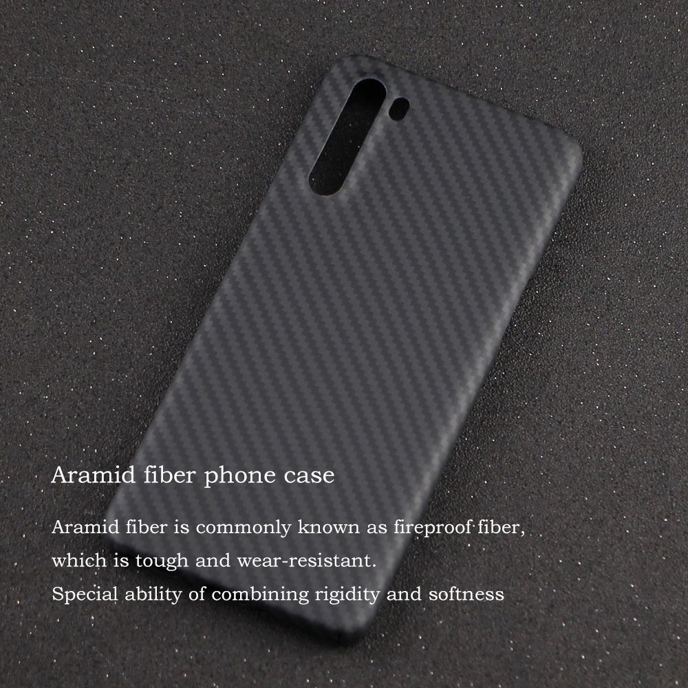 Ytf Carbon Real Carbon Fiber Bumper Case For Oneplus Nord (2)