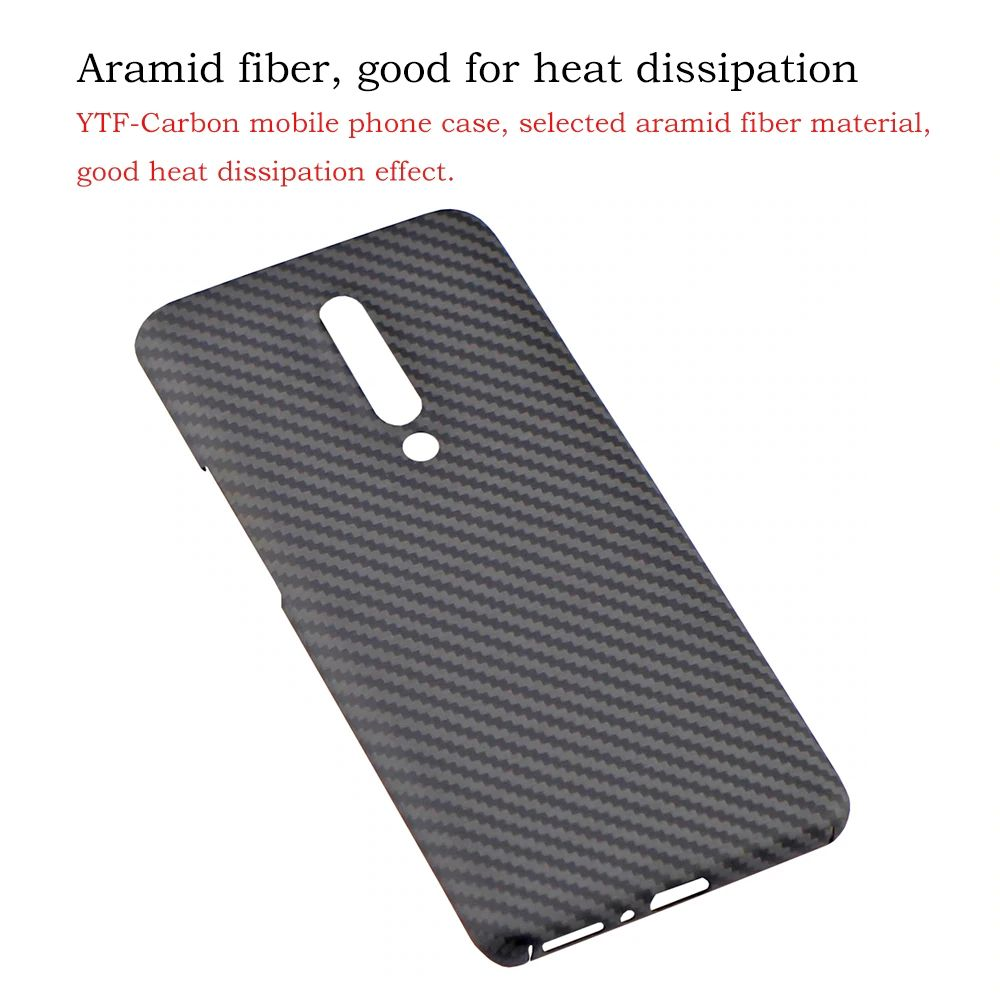 Ytf Carbon Real Carbon Fiber Case For Oneplus 7 Pro (3)