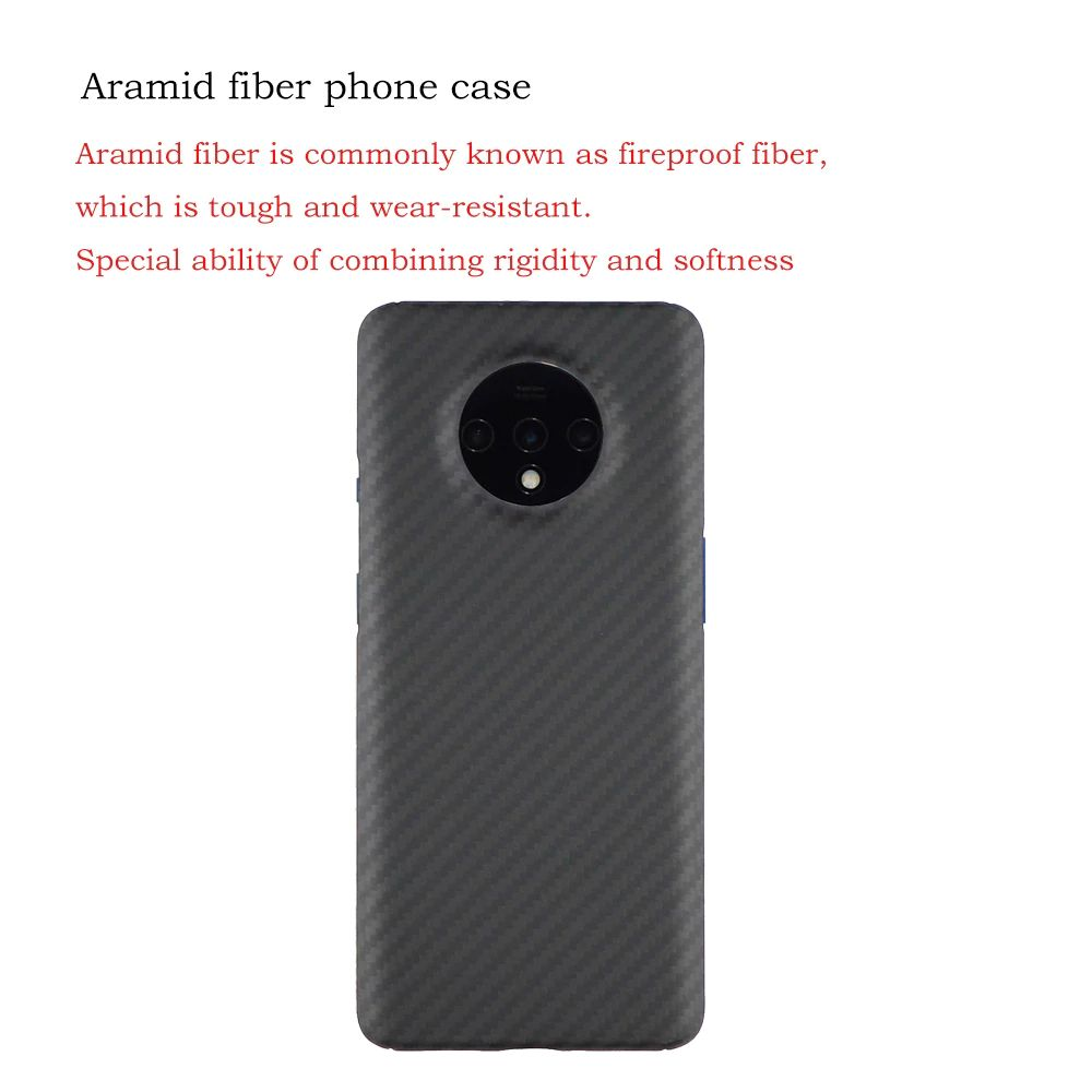 Ytf Carbon Real Carbon Fiber Case For Oneplus 7t (2)