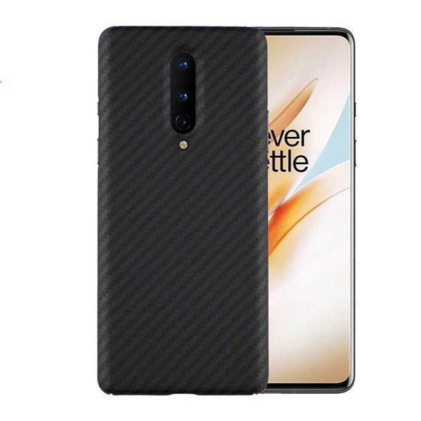 Ytf Carbon Real Carbon Fiber Case For Oneplus 8 (4)
