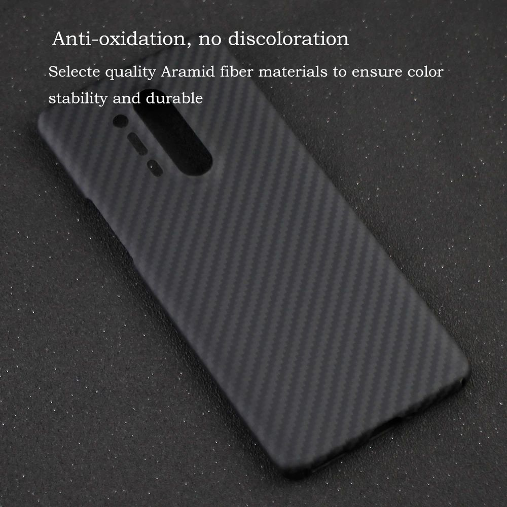 Ytf Carbon Real Carbon Fiber Case For Oneplus 8 Pro (3)