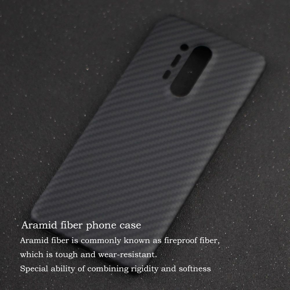 Ytf Carbon Real Carbon Fiber Case For Oneplus 8 Pro (4)