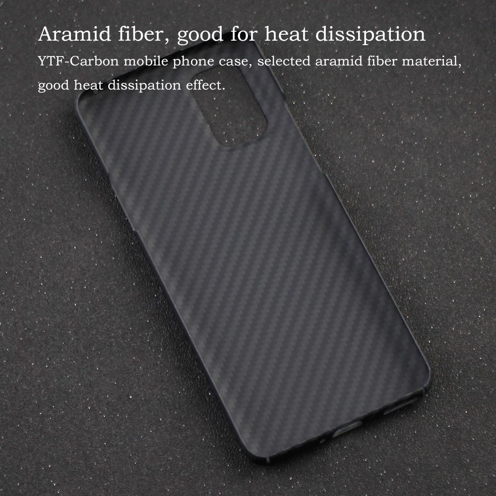 Ytf Carbon Real Carbon Fiber Case For Oneplus 8t (2)