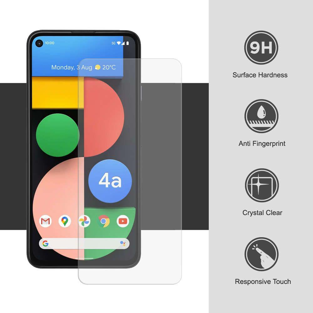 9h Tempered Glass Screen Protector For Google Pixel 4a 5g (2)