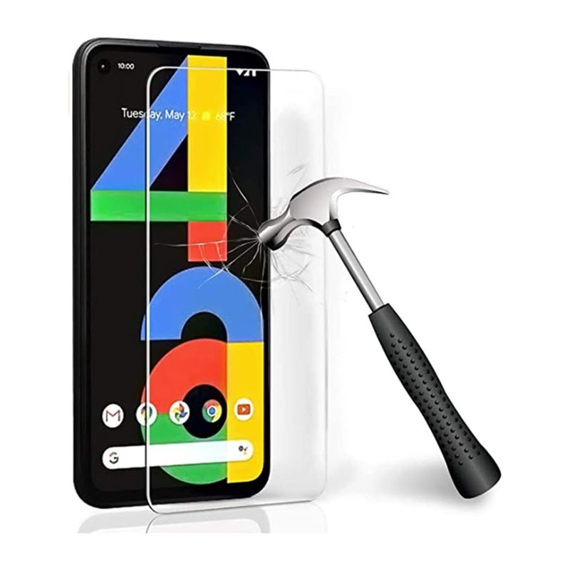 9h Tempered Glass Screen Protector For Google Pixel 4a