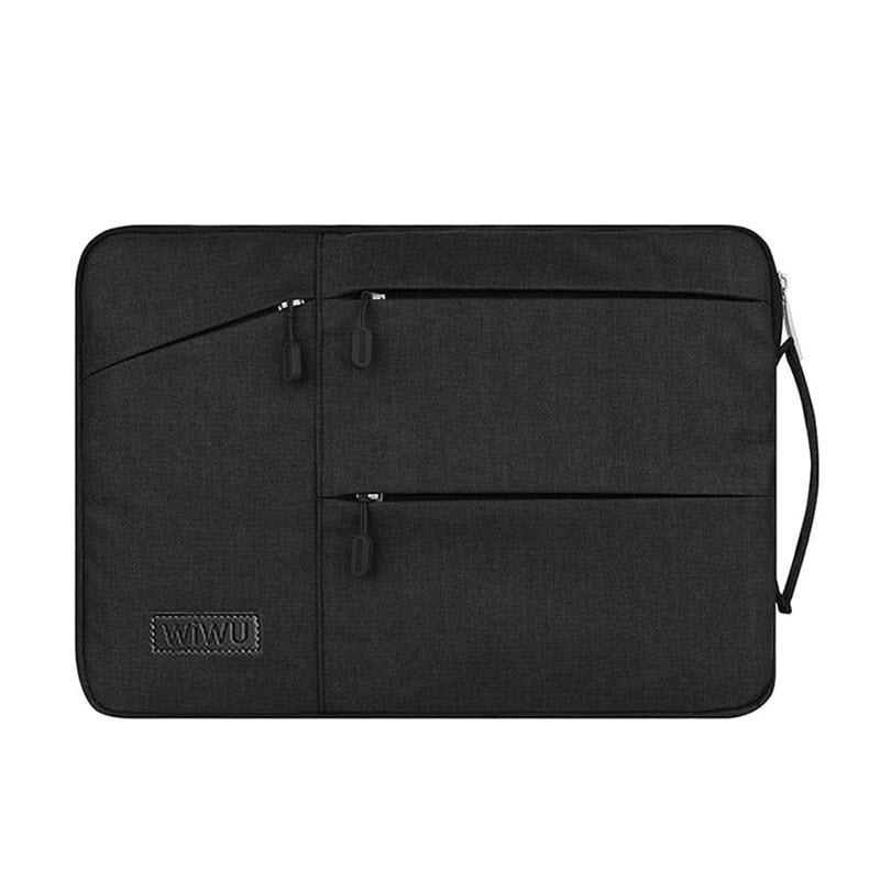 Wiwu Premium Nylon Fabric 360 Degree Protection Waterproof Laptop Sleeve(4)
