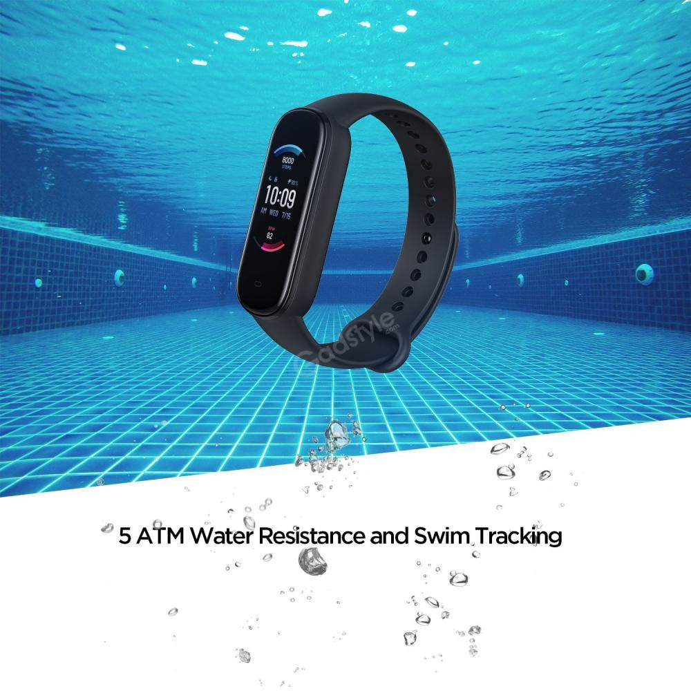 Amazfit Band 5 Fitness Tracker With Amazon Alexa (2)