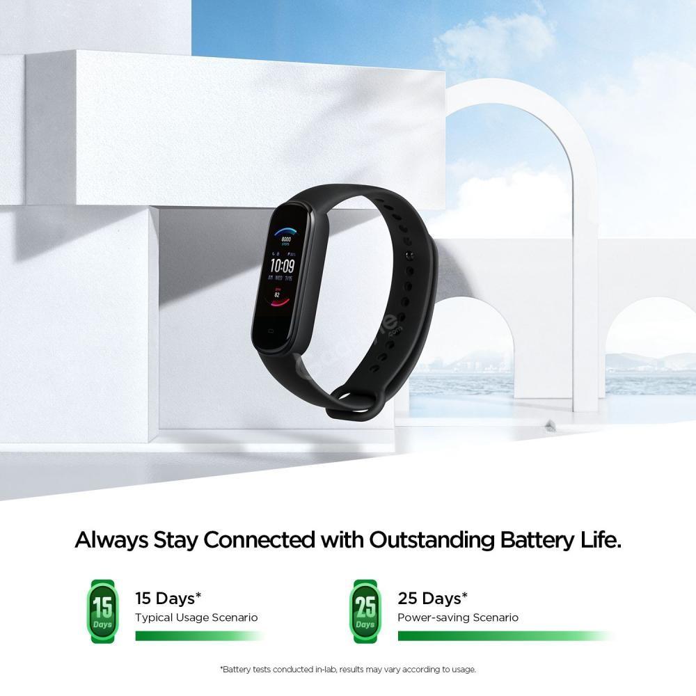Amazfit Band 5 Fitness Tracker With Amazon Alexa (3)