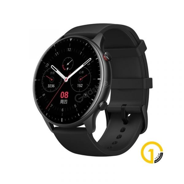 Amazfit Gtr 2 Smartwatch Black
