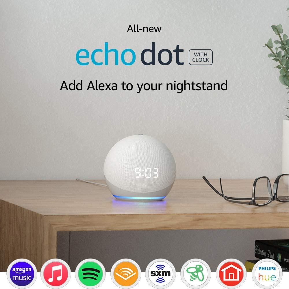 Amazon Echo Dot 4th Gen Smart Speaker (3)
