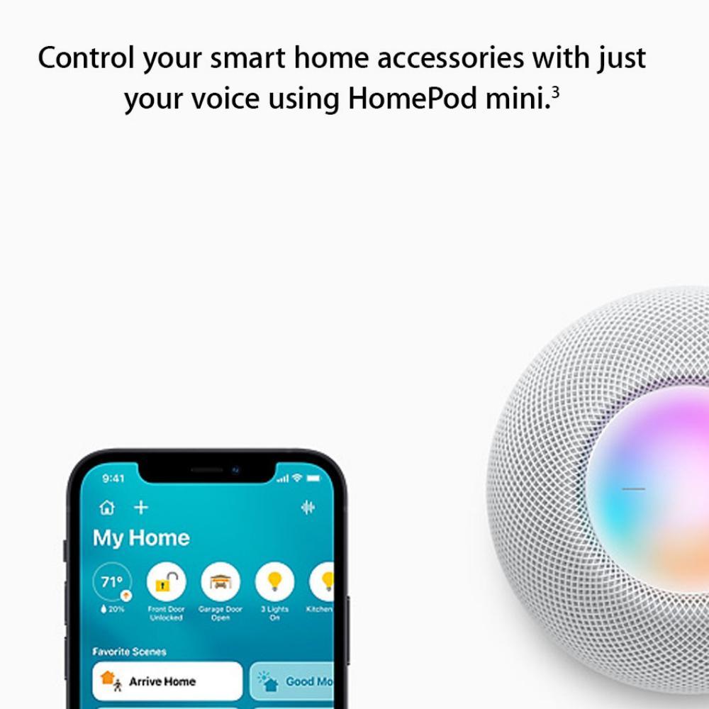 Apple Homepod Mini Smart Speaker (2)