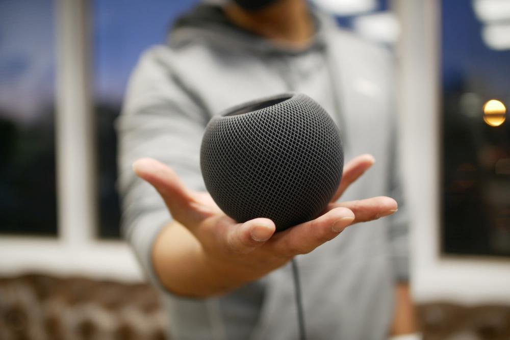 Apple Homepod Mini Smart Speaker (3)
