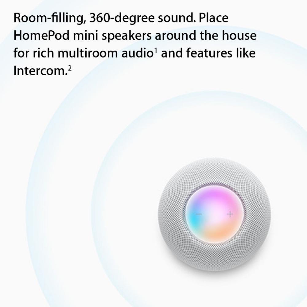 Apple Homepod Mini Smart Speaker (5)