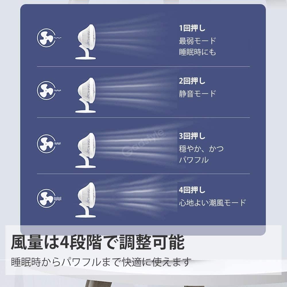 Awei F21 Mini Storm Rechargeable Fan (1)