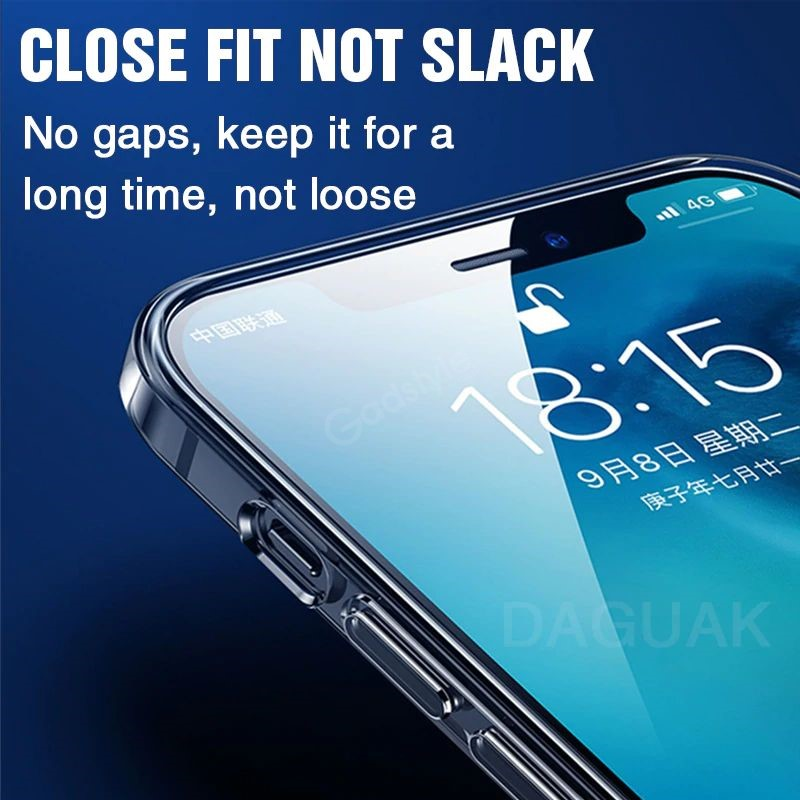 Baseus Camera Lens Protection Clear Phone Case For Iphone 12 12 Mini 12 Pro 12 Pro Max (3)